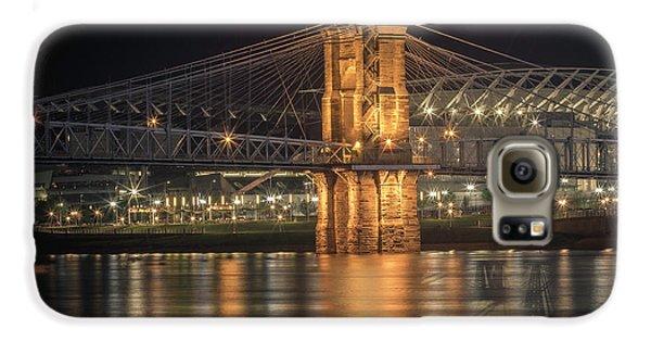 John A. Roebling Suspension Bridge Galaxy S6 Case