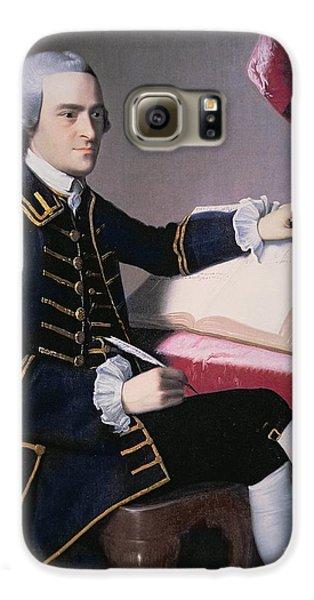 John Hancock Galaxy S6 Case by John Singleton Copley