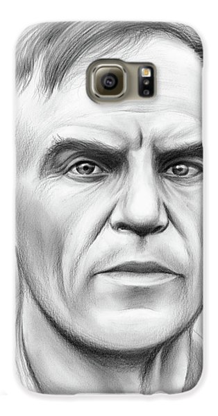John Heisman Galaxy S6 Case by Greg Joens