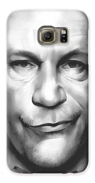 Mice Galaxy S6 Case - John Malkovich by Greg Joens