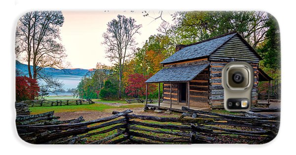 John Oliver Place In Cades Cove Galaxy S6 Case