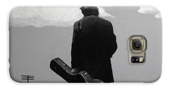 Johnny Cash Galaxy S6 Case