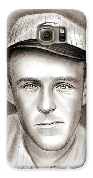Johnny Evers Galaxy S6 Case
