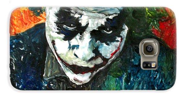 Joker - Heath Ledger Galaxy S6 Case