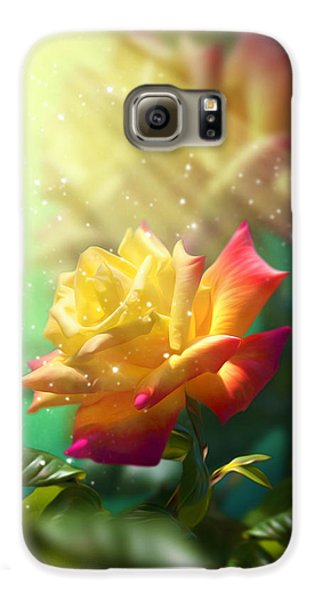 Juicy Rose Samsung Galaxy Case by Svetlana Sewell