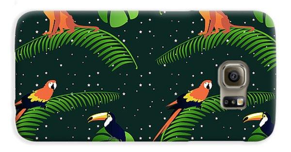 Jungle Fever Galaxy S6 Case