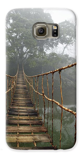 Architecture Galaxy S6 Case - Jungle Journey 2 by Skip Nall