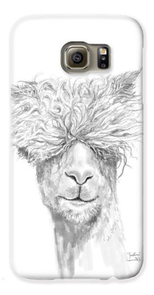 Llama Galaxy S6 Case - Justin by K Llamas