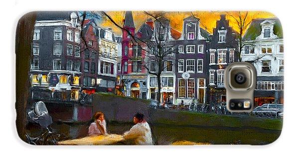Kaizersgracht 451. Amsterdam Galaxy S6 Case