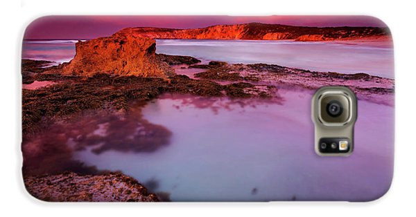 Kangaroo Galaxy S6 Case - Kangaroo Island Dawn by Mike Dawson