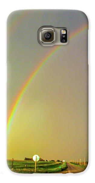 Nebraskasc Galaxy S6 Case - Kansas Storm Chase Bust Day 006 by NebraskaSC