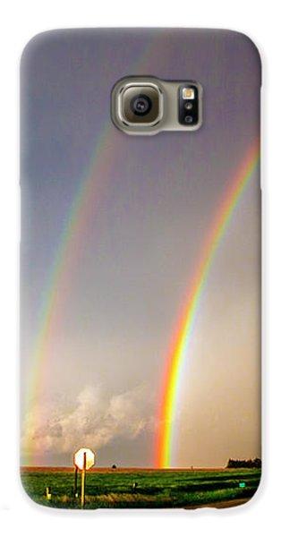 Nebraskasc Galaxy S6 Case - Kansas Storm Chase Bust Day 007 by NebraskaSC