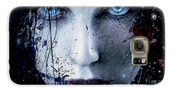 Kate Beckinsale Galaxy S6 Case by Marvin Blaine