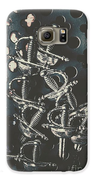 Knight Galaxy S6 Case - Keep Of A Royal Armoury by Jorgo Photography - Wall Art Gallery
