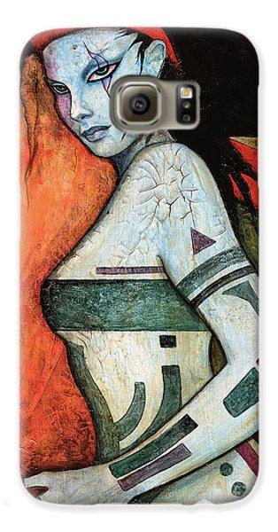 Voodoo Galaxy S6 Case - Keziah by Dori Hartley