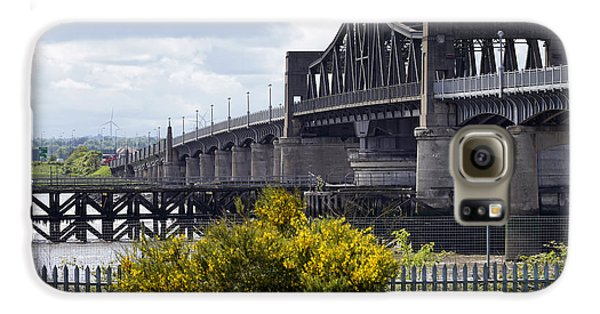 Galaxy S6 Case featuring the photograph Kincardine Bridge by Jeremy Lavender Photography