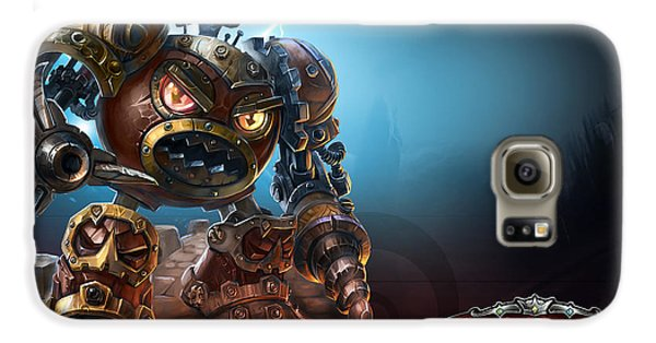Design Galaxy S6 Case - King's Bounty by Super Lovely