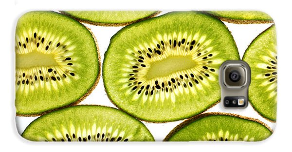 Kiwi Fruit II Galaxy S6 Case