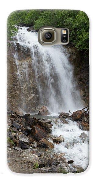 Klondike Waterfall Galaxy S6 Case