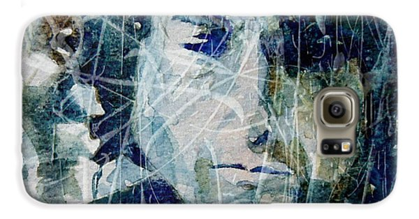 Knocking On Heaven's Door Galaxy S6 Case by Paul Lovering