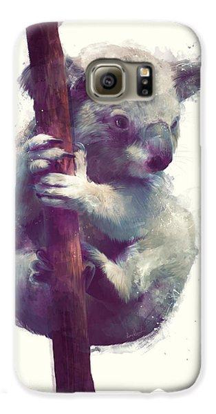Koala Galaxy S6 Case by Amy Hamilton