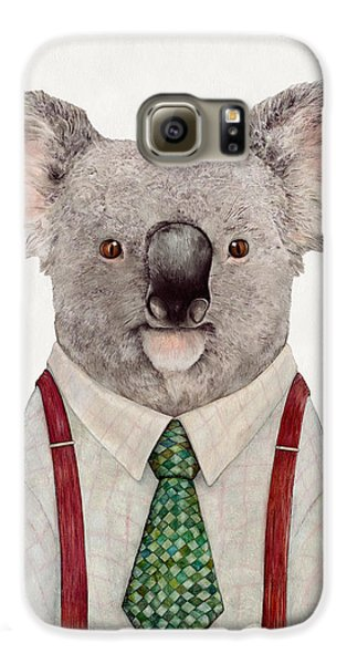 Koala Galaxy S6 Case by Animal Crew
