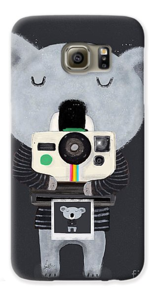 Koala Cam Galaxy S6 Case