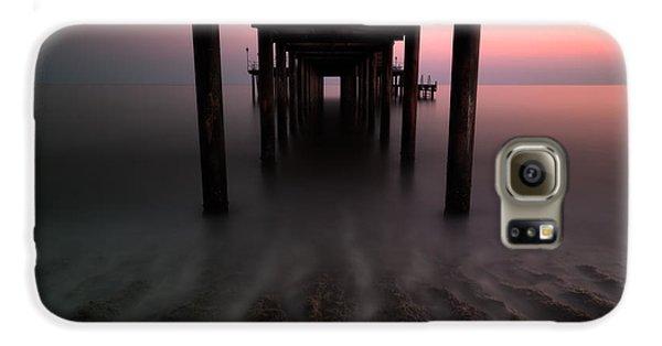 Turkey Galaxy S6 Case - Konakli Pier by Tor-Ivar Naess