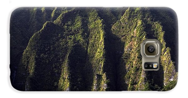 Koolau Range, Oahu Galaxy S6 Case