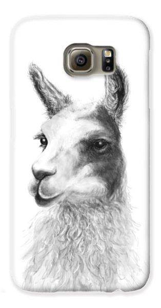 Llama Galaxy S6 Case - Krista by K Llamas