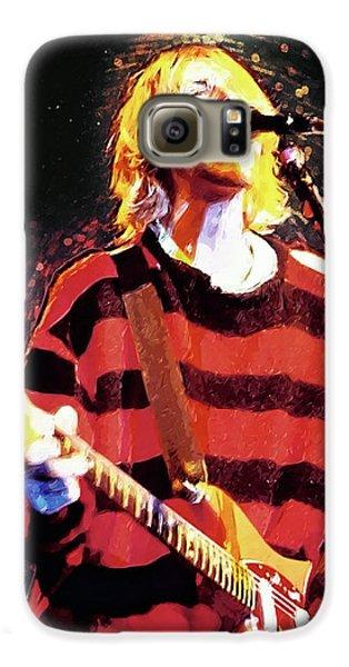 Kurt Cobain Galaxy S6 Case