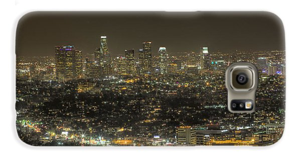 La Nights Galaxy S6 Case by Kim Wilson