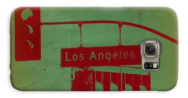 La Street Ligh Galaxy S6 Case