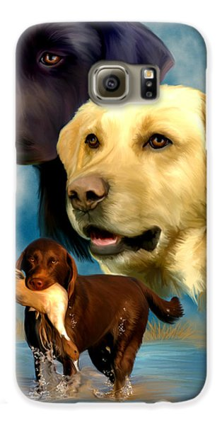 Labrador Retrievers Galaxy S6 Case