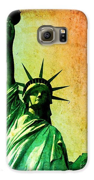 Lady Liberty Galaxy S6 Case