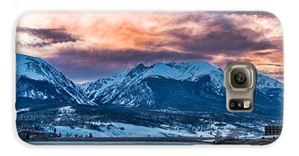 Galaxy S6 Case featuring the photograph Lake Dillon by Sebastian Musial