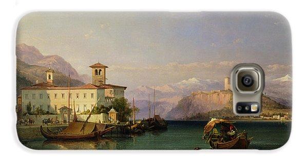 Lake Maggiore Galaxy S6 Case