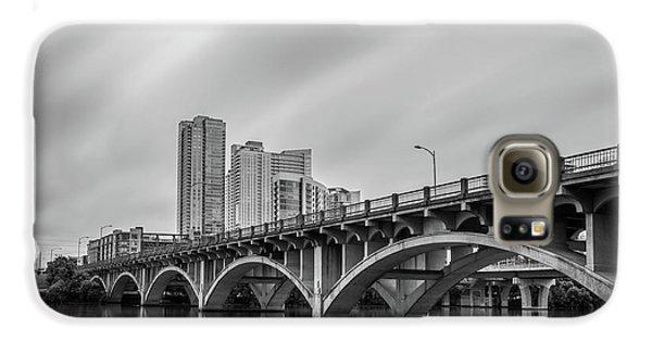 Lamar Bridge In Austin, Texas Galaxy S6 Case