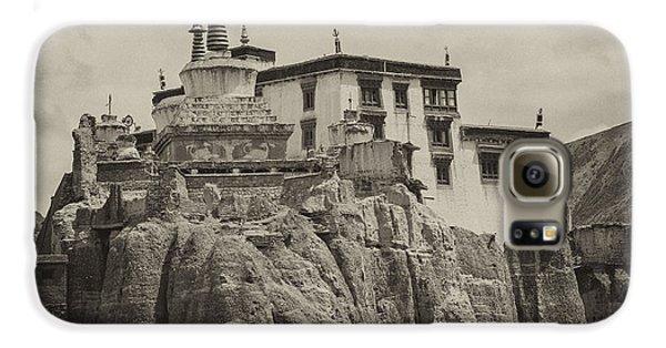 Lamayuru Monastery Galaxy S6 Case