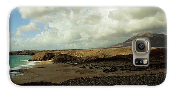 Lanzarote Galaxy S6 Case by Cambion Art