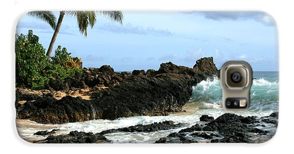 Lapiz Lazuli Stone Aloha Paako Aviaka Galaxy S6 Case