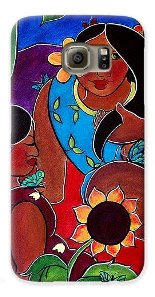Las Mujeres  Galaxy S6 Case