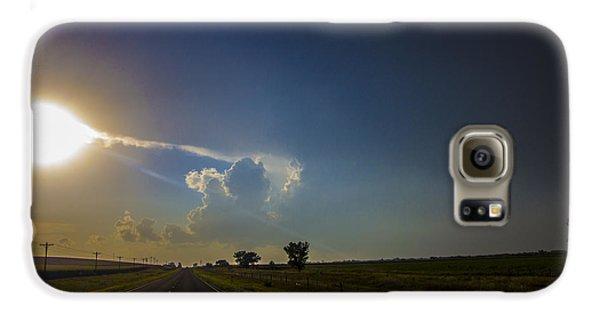 Nebraskasc Galaxy S6 Case - Last Nebraska Supercell Of The Summer 009 by NebraskaSC