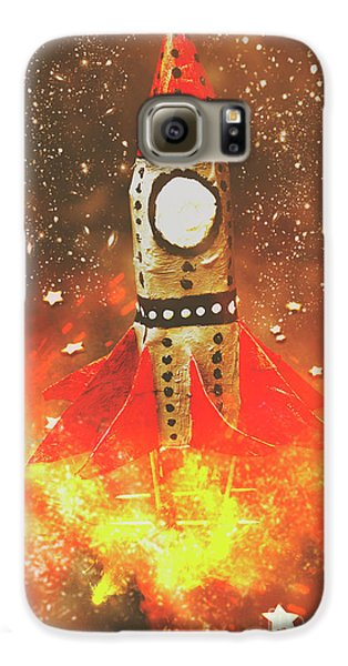 Launch Of Early Learning Galaxy S6 Case by Jorgo Photography - Wall Art Gallery