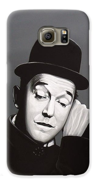 Cuckoo Galaxy S6 Case - Laurel And Hardy by Paul Meijering