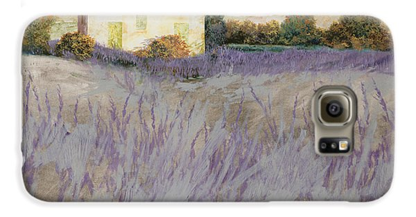The White House Galaxy S6 Case - Lavender by Guido Borelli