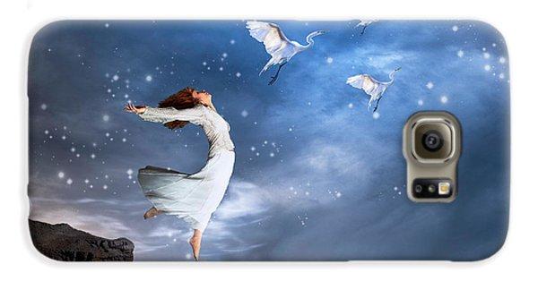 Leap Of Faith Galaxy S6 Case