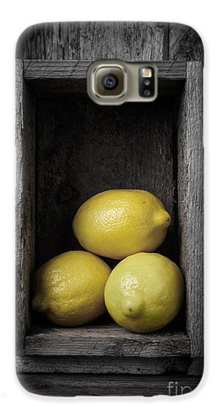 Lemons Still Life Galaxy S6 Case