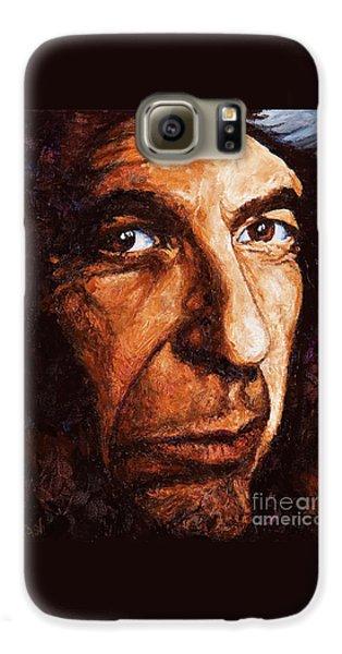 Leonard Cohen Galaxy S6 Case