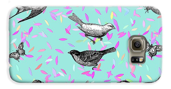 Let It Fly Galaxy S6 Case by Gloria Sanchez